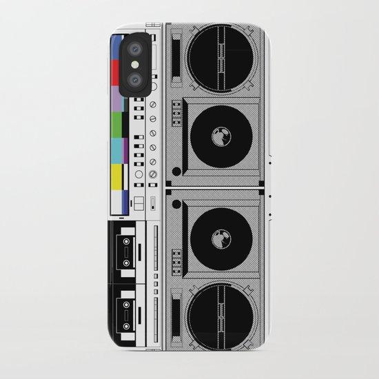 1 kHz #10 iPhone Case
