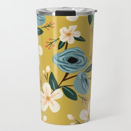 Adelaide Floral Travel Mug