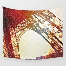 La Tour Eiffel 1 Wall Tapestry