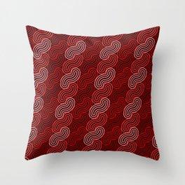 Op Art 171 Throw Pillow