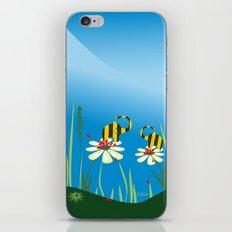 Bumblebees iPhone & iPod Skin
