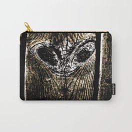 Floorboard alien wasp type thing Carry-All Pouch
