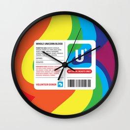 Fairytale Transfusion Wall Clock