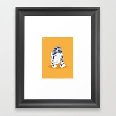 the MosnterMec Framed Art Print