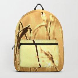 Foggy Morning With Golden Tones #decor #society6 #buyart Backpack