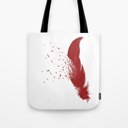 Birds of A Feather (Society6 Edition) Tote Bag