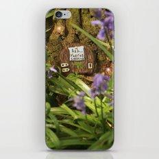Fairies sleeping iPhone & iPod Skin