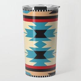 American Native Pattern No. 37 Travel Mug