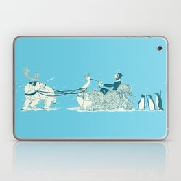 Snow Queen Laptop & iPad Skin