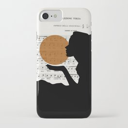 Music in the sun iPhone Case