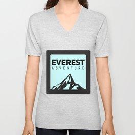 Everest 0001 Unisex V-Neck