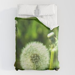 Blow me Duvet Cover