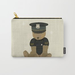 police ted  Carry-All Pouch