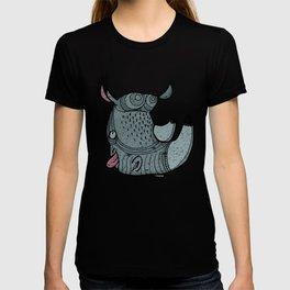 Trophy rhino T-shirt