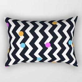 Confeti Pattern Rectangular Pillow