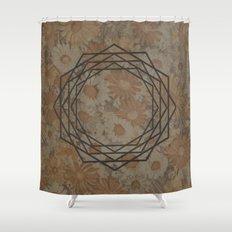 Geometrical 008 Shower Curtain