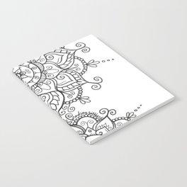 Mendi Mandala Madness  Notebook