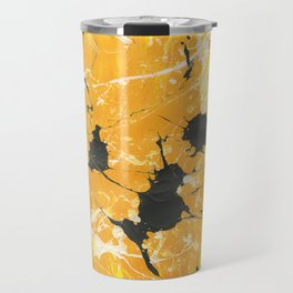 Yellow Cat Travel Mug