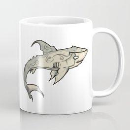 Cosmic Shark Coffee Mug
