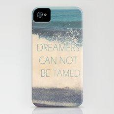 Dreamers iPhone (4, 4s) Slim Case
