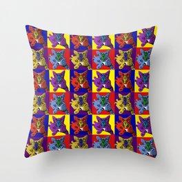 Loli 4sies: Smurf Tweety Prince & Elmo Throw Pillow
