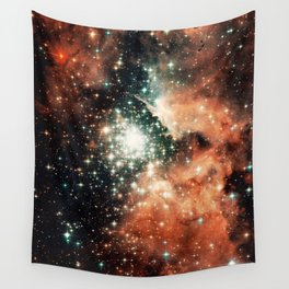 SPARKLING MILKY WAY GALAXY Wall Tapestry