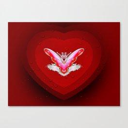 Love Zone Canvas Print