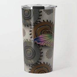 Butterfly Ex Machina Travel Mug