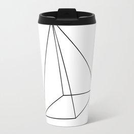 3D Pyramid Travel Mug