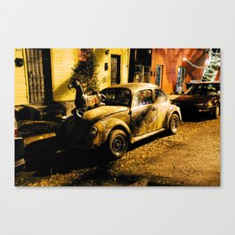 cool car #002 Canvas Print