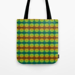 Taurus Flower of Life Astrology Pattern Tote Bag
