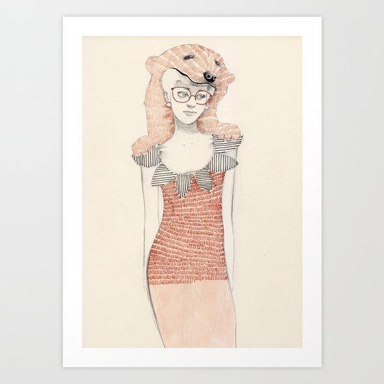 Untitled 04 Art Print