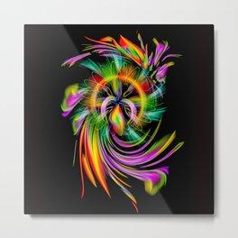 Rainbow Creations 2 Metal Print