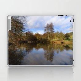 Lumsdale pool Laptop & iPad Skin