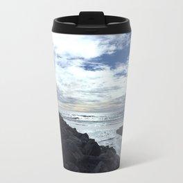 Ocean Break Travel Mug