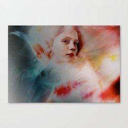 Amilia Dreaming Brighter Canvas Print