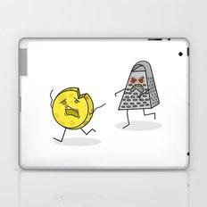 RUN CHEESE WHEEL! Laptop & iPad Skin