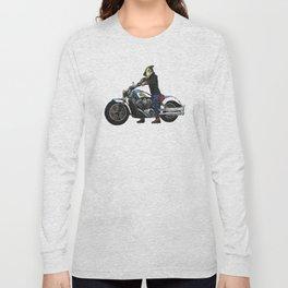 Horseman #4 Long Sleeve T-shirt