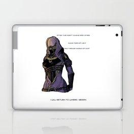 Tali'zorah Laptop & iPad Skin