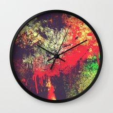 The Meltdown Wall Clock