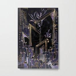 bandito Metal Print