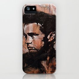 Rebellious Maximus iPhone Case