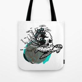 Sea Rules Tote Bag