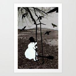 The Lost Playground Art Print