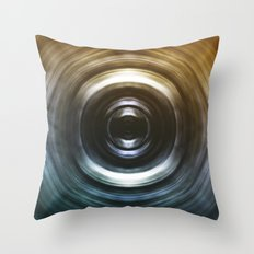 From Day to Night Throw Pillow