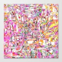 impression. expression Canvas Print