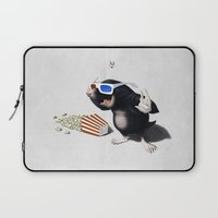 3d Laptop Sleeves featuring 3D by rob art | illustration