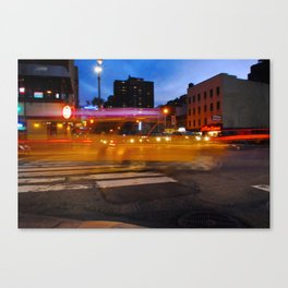 The Fast Life Canvas Print
