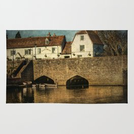 The Bridge At Abingdon Rug