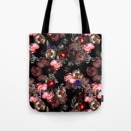 GLASTONBURY FLORAL Tote Bag